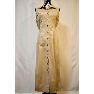 Bill Blass Vintage Button-Down Dress